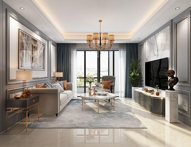 美式家装设计